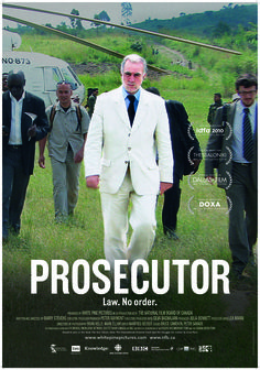 Prosecutor (2010)  -  The world's first permanent International Criminal Court is making headlines – issuing an arrest warrant for a sitting head of state for war crimes, Sudanese President Al-Bashir. Behind the charges: the court's controversial Prosecutor, Luis Moreno-Ocampo.