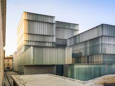 La patience de l'architecte, MGM et le théâtre de Zamora