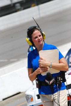 Win Series Interview Miss Sprint Cup Kim Coon By