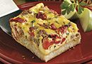 Sausage and Peppers Brunch Bake - The Pampered Chef®