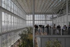 Renzo Piano Building Workshop, Intesa San Paolo Office Building, Turin, Italy