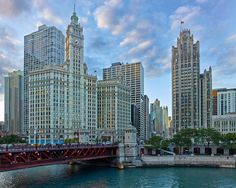 wrigley building in chicago - Google Search