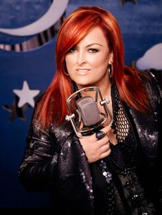Wynonna Judd, Her voice is unique, beautiful and powerful. She is a beautiful person inside and out. Her love for animals and strong faith are both traits I respect.