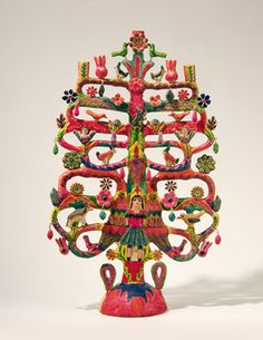 Tree of Life Candelabra