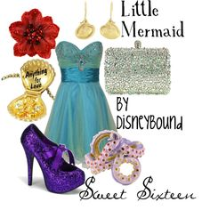 Little Mermaid, created by lalakay real cute