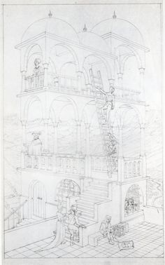 Maurits Cornelis Escher Dutch Artists, Audio, Kunst