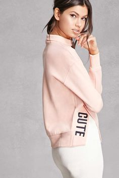 Korirl Cute Graphic Sweatshirt