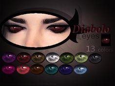 freqqy's Diabolo eyes