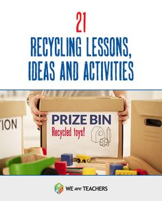 What can you do with old yogurt containers, plastic bottles, toys from kids' meals, broken crayons, and socks? We have creative ways to reuse all of these items in your classroom and at home. Start implementing ideas today!