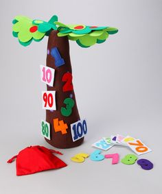 Another great find on #zulily! Apple Tree Toy Set #zulilyfinds