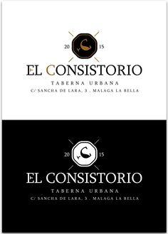 Logo #elconsistorio #restaurante