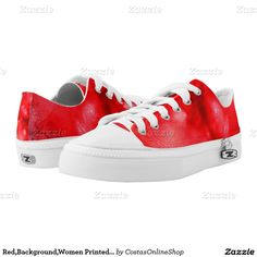 Red,Background,Women Printed Shoes,custom, shoe, high, top, printed, cool, pattern, fashion,