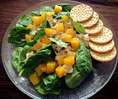 Add spinach to your Jenny's Cuisine® Tuna Salad Kit--like Jenny member Maryrose S. did! Hungry yet?