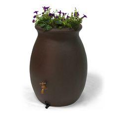 Algreen Products 81 Castilla Rain Barrel