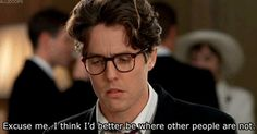 charming life pattern: Four weddings and a funeral - hugh grant - movie -...