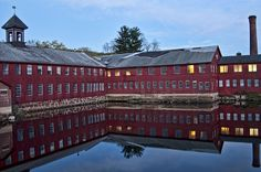 Old Axe Factory Collinsville CT