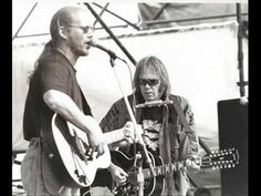 Splendid Isolation-Neil Young & Warren Zevon (Shoreline Amphitheatre 1993 Audio Only) 5:02