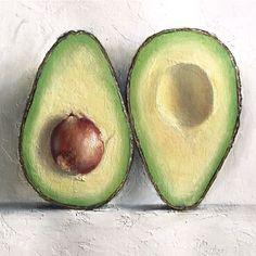 Avocado by Helen Brayshaw