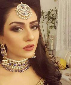 Pak Fadhion Pakistani Bridal Jewelry, Pakistani Wedding Outfits, Bollywood Jewelry, Indian Bridal Fashion, Indian Wedding Jewelry, Bridal Jewellery, Tikka Jewelry, India Jewelry, Jewlery