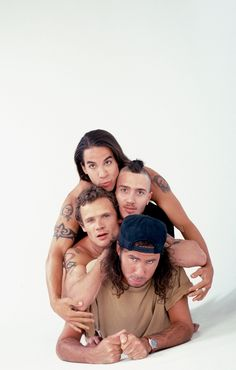 RHCP Red Hot Chili Peppers