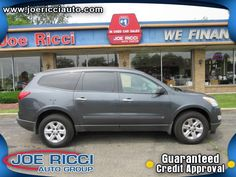 2009 CHEVROLET TRAVERSE  75,534 Miles  Detroit, MI | Used Cars Loan By Phone: 313-214-2761