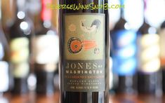 A rich and flavorful Cab from the Wahluke Slope.