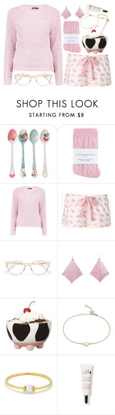 """🐄"" by razziieyy ❤ liked on Polyvore featuring Royal Doulton, Johnstons, Boohoo, Forever 21, Cutler and Gross, Boston Warehouse, Blue Nile and Anissa Kermiche"