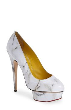 Charlotte Olympia 'Dolly' Platform Pump (Women) available at #Nordstrom