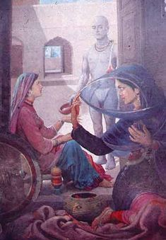 The legend of Heer Ranjha, the Lovers by Sobha Singh  from sikh-heritage
