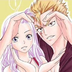 AWWW I bet laxus is not the type to make a heart But even so....this is adorable
