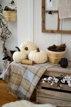 30 Ideas for Fall Decorations without Costing You a Pretty Penny