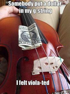Hahahahaha More #violinfunny #violinhumor