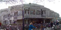 Vooraanzicht van Muziekcentrum Vredenburg (2007)