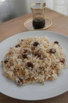 How to prepare Arab rice. Peruvian Cuisine, Peruvian Recipes, Rice Recipes, Cooking Recipes, Healthy Recipes, Turkish Recipes, Asian Recipes, Easy Dinner Recipes, Easy Meals