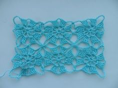 Find and save knitting and crochet schemas, simple recipes, and other ideas collected with love. Crochet Box, Crochet Motifs, Crochet Girls, Crochet Granny, Crochet Flowers, Crochet Lace, Crochet Stitches, Knitting Videos, Crochet Videos