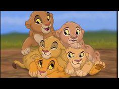 Lion king: Uru's story - YouTube