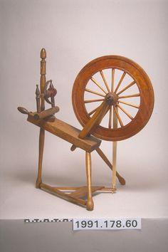 American Textile History Museum in Lowell, Massachusetts, Cushman wheel, Alfred, Maine