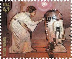 USA postage stamp :