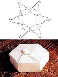 Как сделать подарочные коробки своими руками / Мастер-класс