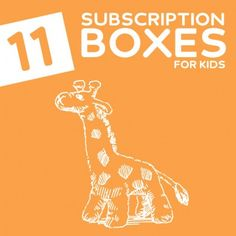 It can be hard coming up with fun things that both you and your child will enjoy, and learn from. By the time you find something to do online, and then go out and buy the supplies, complete the activity, and clean up, it can be quite the task. These subscription boxes help you take the guesswork...