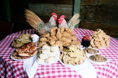 Babes Chicken Restaurant in the heart of Downtown Cedar Hill via City of Cedar Hill