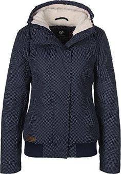 Amazon schwarze winterjacke