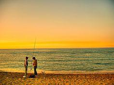 Mondello Beach (Sicily)