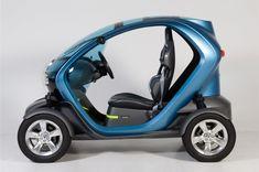 Renault Twizy Final Prototype