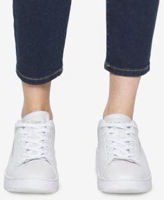 Calvin Klein Jeans Skinny Ankle Jeans - White 32