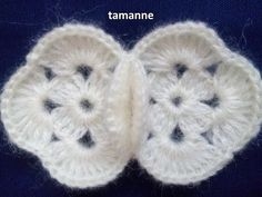 Tunisian Lace How to Crochet Crochet Blanket Patterns, Baby Blanket Crochet, Crochet Motif, Crochet Flowers, Crochet Stitches, Crochet Baby Clothes, Crochet Baby Shoes, Single Crochet Stitch, Modern Crochet