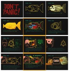 BBC - HITCH HIKERS GUIDE - BABEL FISH