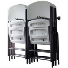 The Small Folding Chair Rack by Monkey Bars allows you to store up to 8 folding chairs of various sizes. The folding chair rack can be installed in about 15 minutes. Garage Storage Racks, Garage Organization, Locker Storage, Organization Ideas, Storage Room, Basement Storage, Small Folding Chair, Folding Chairs, Monkey Bar Storage