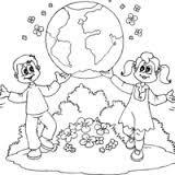 Afbeeldingsresultaat voor aarde tekening
