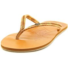 Roxy Bali Women Open Toe Synthetic Slides Sandal >>> Be sure to check out this awesome product.